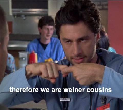 weiner cousins