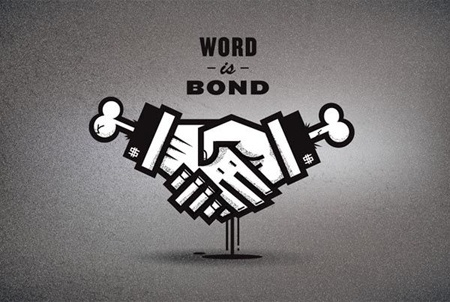 word is bond