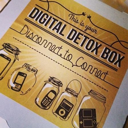 digital detox イメージ