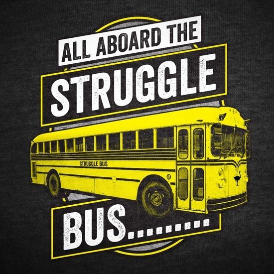 struggle busのイメージ