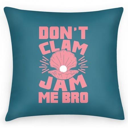 clam jam 枕